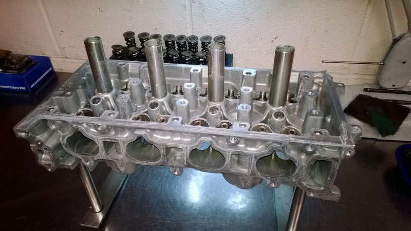 TDI NORTH - K20/F20C CYLINDER HEAD BUILDER - (Exchange basis) - TDi North