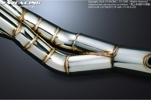 J'S RACING SPL STAINLESS EXHAUST MANIFOLD S2000 - TDi North