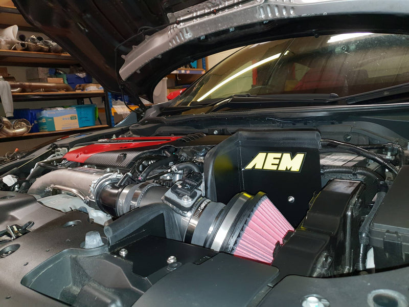 Honda Civic Type R FK8 -AEM Air Intake System - TDi North