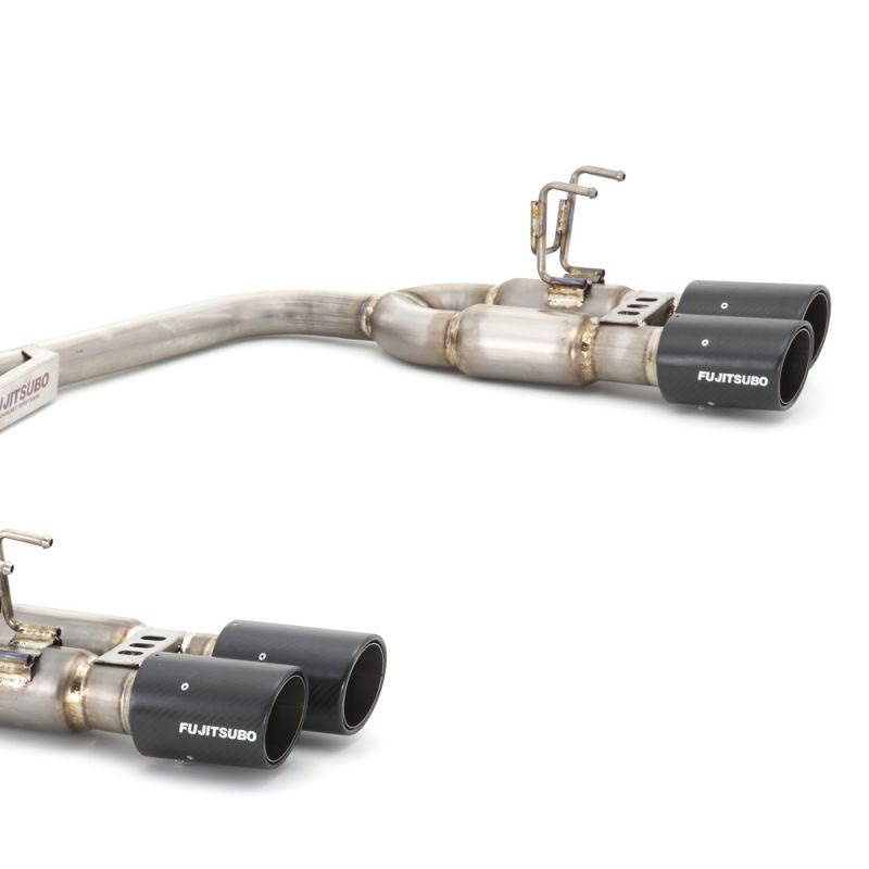 Fujitsubo Authorize RM+C Titanium Exhaust - Civic Type R FK2 - TDi North