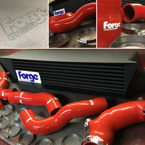 FORGE UPRATED INTERCOOLER FOR HONDA CIVIC TYPE R 2015 - TDi North