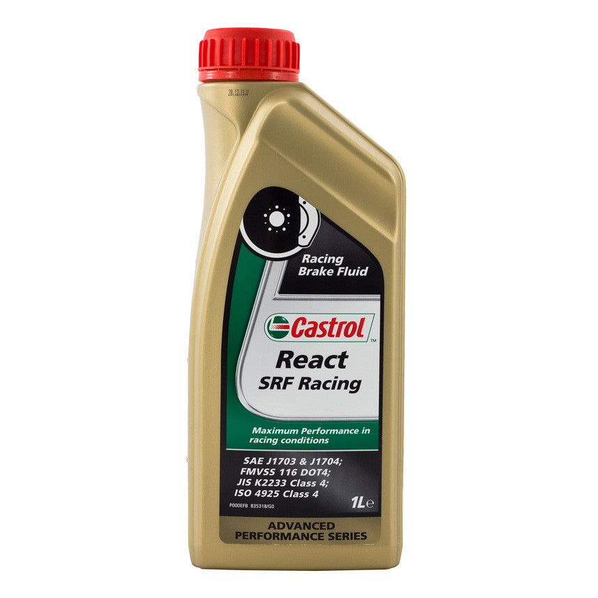 CASTROL REACT SRF BRAKE FLUID - TDi North