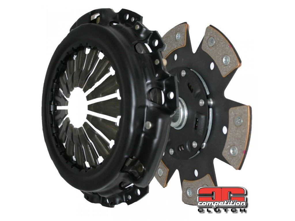 COMPETITION CLUTCH S2000 STAGE 4 CLUTCH KIT - TDi North