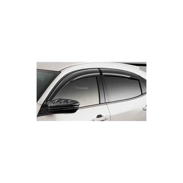 Mugen Ventilated Visor Wind Deflector Set