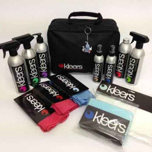KLEERS DETAILER CARE KIT LARGE - TDi North