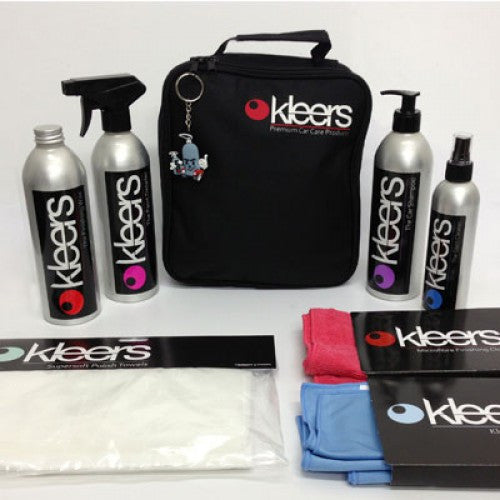 KLEERS DETAILER CARE KIT - TDi North