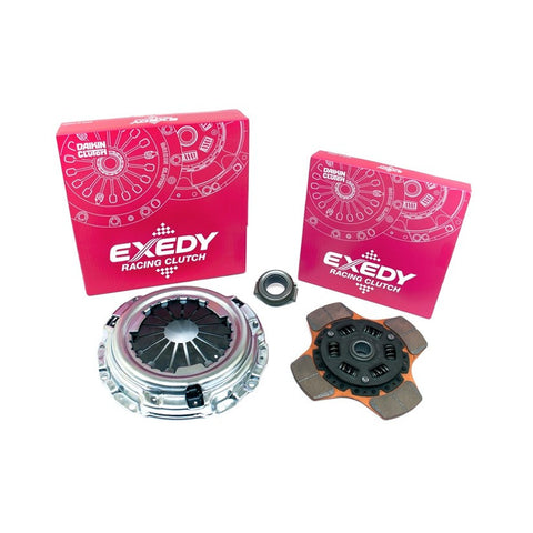 EXEDY STAGE 2 CLUTCH KIT HONDA K-SERIES K20A K20Z