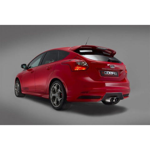 COBRA SPORT | FORD FOCUS ST | CAT BACK EXHAUST | NON - RESONATED - TDi North