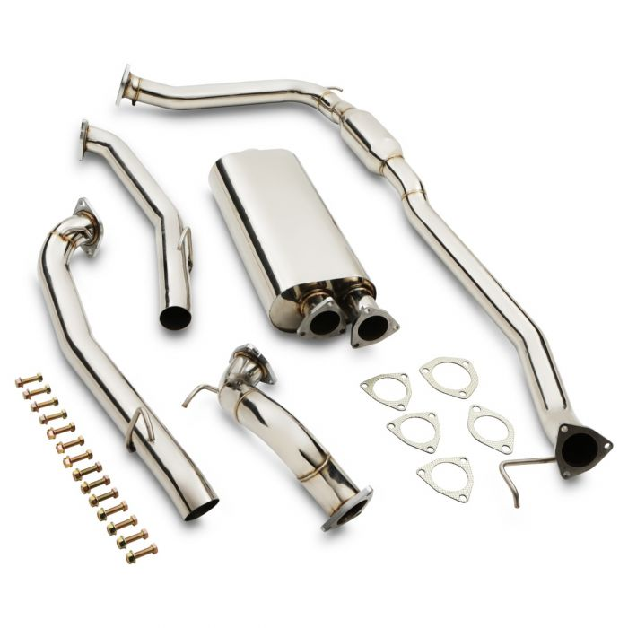 Honda Civic FN2 2.0 Type R - Japspeed Cat Back Exhaust System - TDi North