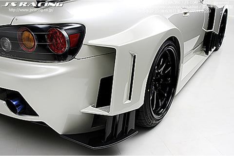 J'S RACING TYPE-GT FX-PRO FULL TITANIUM EXHAUST 70RR S2000 - TDi North