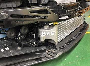 HKS Intercooler Honda Civic Type-R FK8 - TDi North