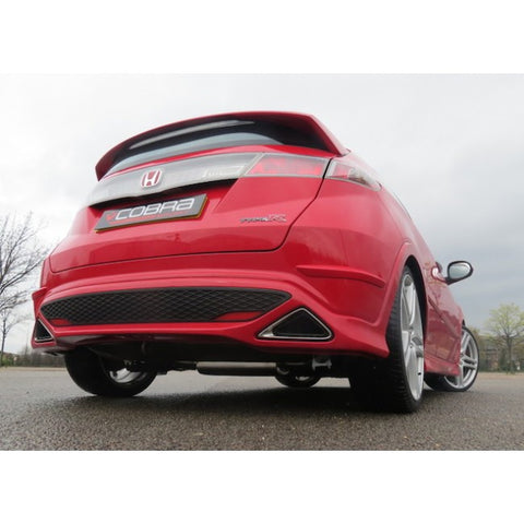 COBRA FN2 CAT BACK EXHAUST SYSTEM - TDi North