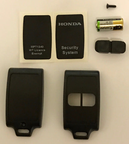HONDA 2 BUTTON KEY FOB CASE KIT