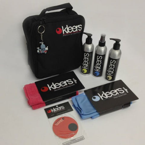 INTERIOR CARE KIT (LEATHER VERSION)