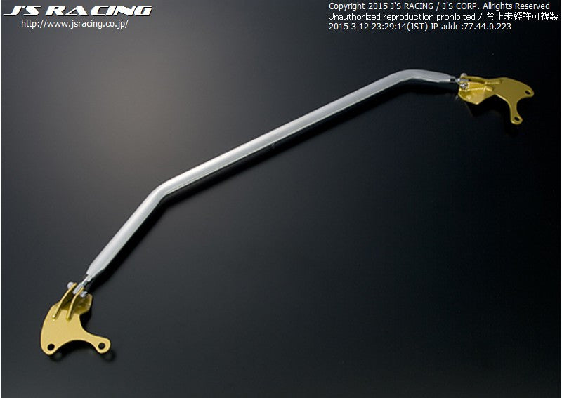 J's Racing Front Strut Bar (FN2) - TDi North