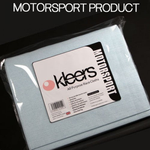 KLEERS ALL PURPOSE RACE CLOTH 50 PACK - TDi North