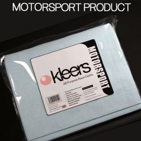 KLEERS ALL PURPOSE RACE CLOTH 50 PACK
