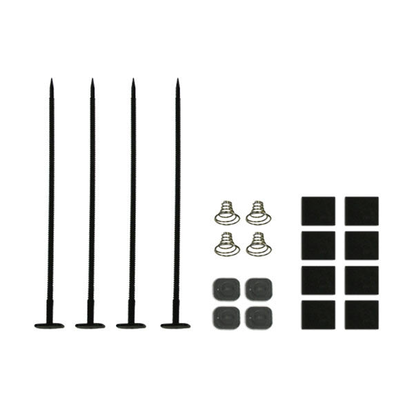 MISHIMOTO ELECTRIC FAN MOUNTING KIT - TDi North