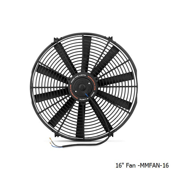 MISHIMOTO SLIM ELECTRIC FAN - TDi North