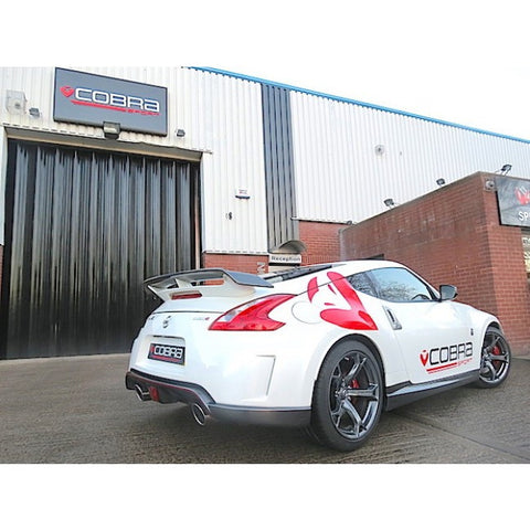 COBRA 370Z CAT-BACK FULL EXHAUST SYSTEM - TDi North
