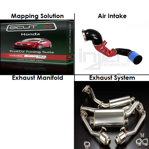 CIVIC TYPE-R FN2 ENGINE TUNING PACKAGE - INCLUDING ECUTEK MAPPING - TDi North