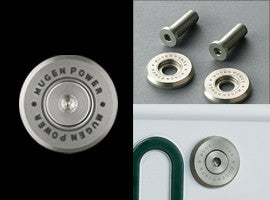 Mugen Number Plate Bolts - TDi North