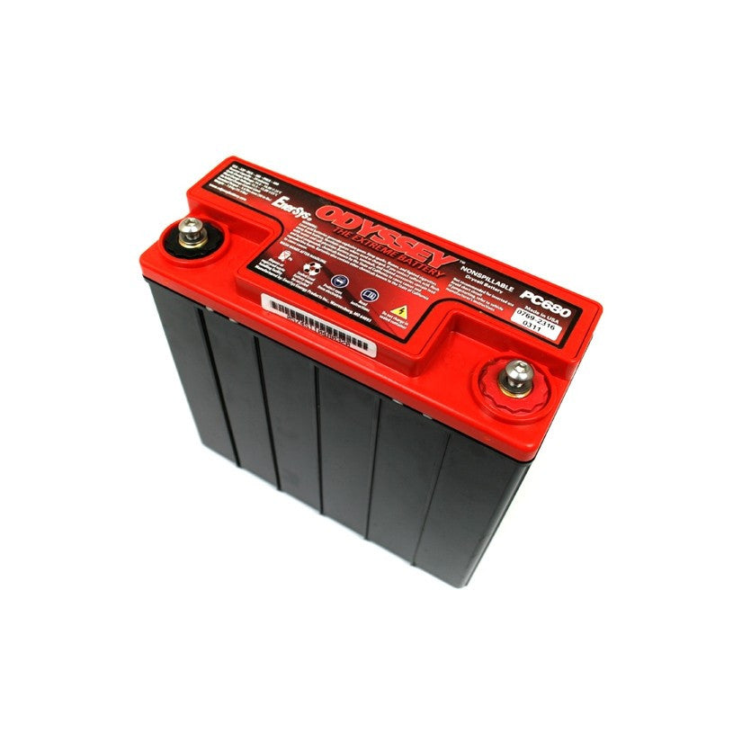 ODYSSEY PC680 LIGHTWEIGHT RACE BATTERY - TDi North