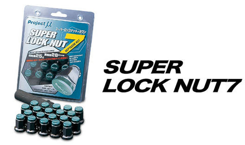 PROJECT MU Super Lock Nut 7