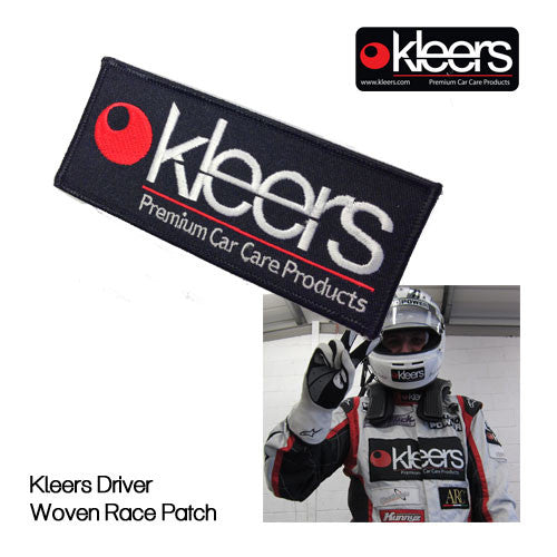 KLEERS RACE SUIT PATCH (SMALL) - TDi North