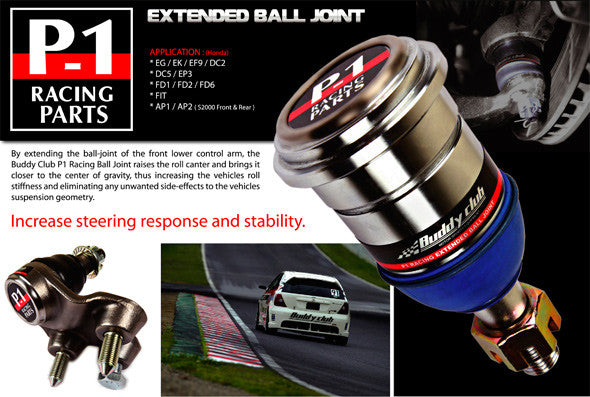 BUDDYCLUB ROLL CENTRE ADJUSTERS S2000 AP1 - TDi North