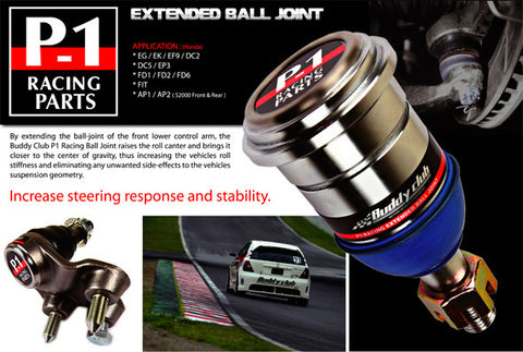 BUDDYCLUB ROLL CENTRE ADJUSTERS S2000 AP1