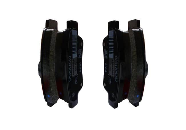 GENUINE HONDA CIVIC TYPE-R FK8 REAR BRAKE PADS 2017 ONWARDS