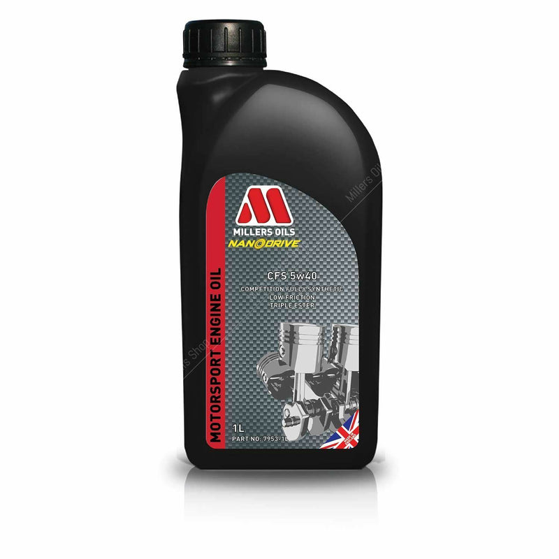 Millers oils CFS 5w40 Engine Oil