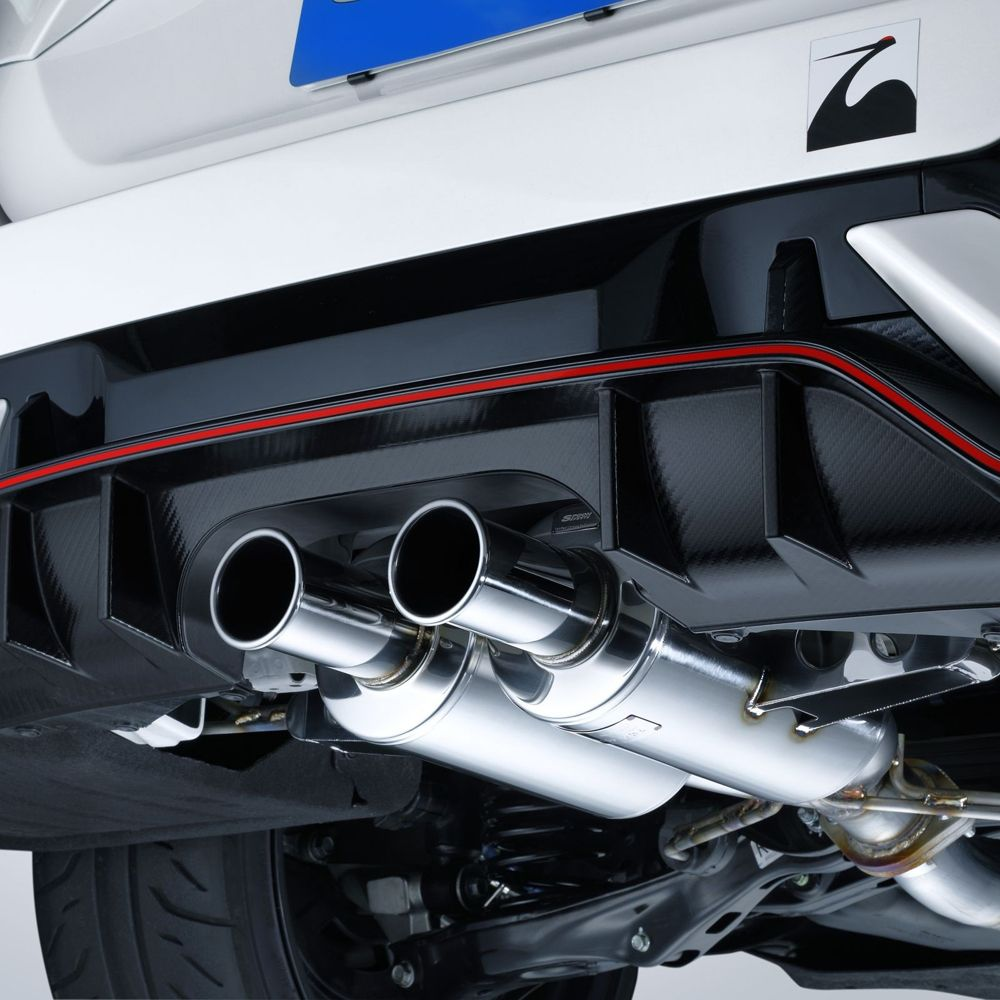 Spoon N1 Exhaust System - Civic Type R FK8 - TDi North