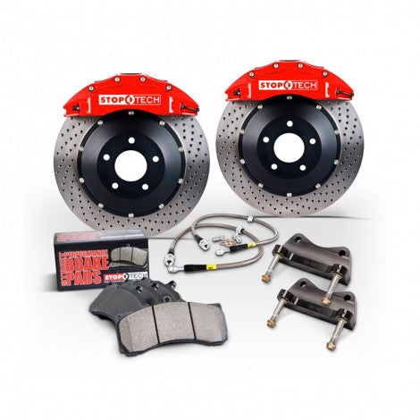 STOPTECH BIG BRAKE KIT BBK HONDA CIVIC TYPE R FN2 328MM FRONT