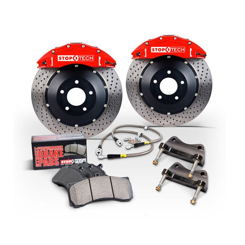 STOPTECH BIG BRAKE KIT BBK HONDA CR-Z FRONT
