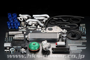 GT SUPERCHARGER - VEHICLE SPECIFIC KIT