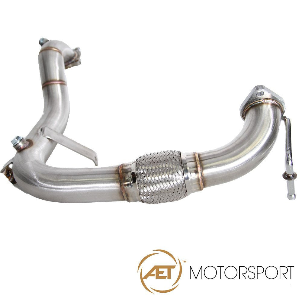 FORD FIESTA 1.0 ECOBOOST | VOODOO | DE-CAT FRONT PIPE SECTION - TDi North