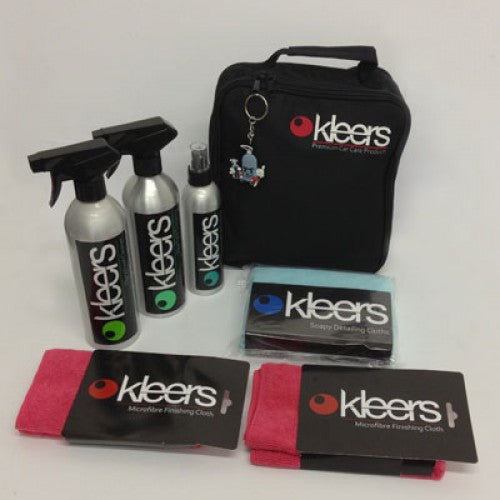 KLEERS WHEEL & TYRE CARE KIT - TDi North