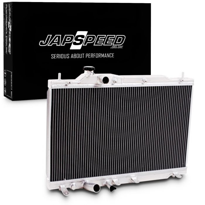 Honda Civic FN2 2.0 Type R 05-11 - Japspeed Aluminium Radiator - TDi North