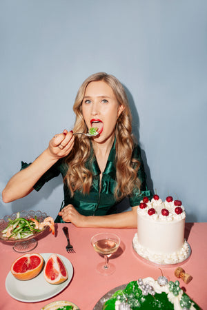 At the table with Alexandra Dudley, food stylist, author, presenter