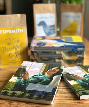 Your chance to win a bundle of Persephone books and Cupsmith tea and coffee!