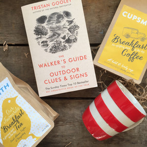WIN! We're giving away lovely things! #cupsmithwalks