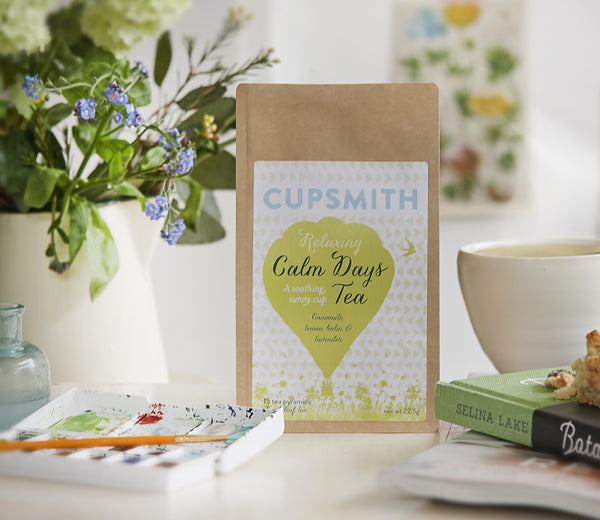 Cupsmith's Calm Days tea