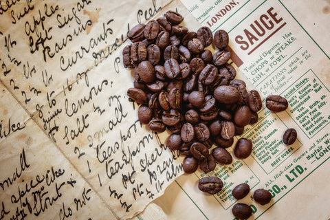 coffee beans cupsmith