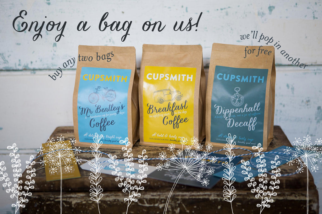 cupsmith june offer