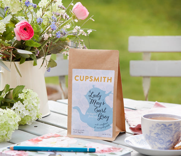 Counting butterflies and drinking Cupsmith tea