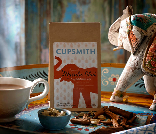 Masala Chai from Cupsmith