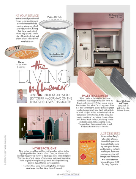 Cupsmith in Red Magazine