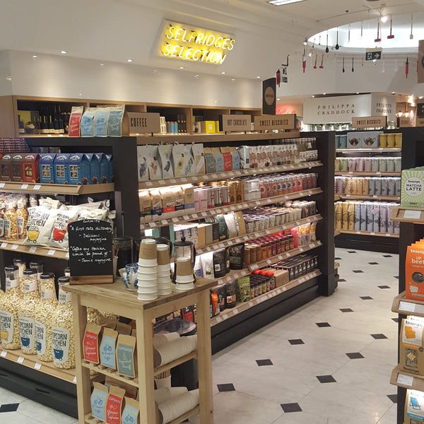 Cupsmith in Selfridges London